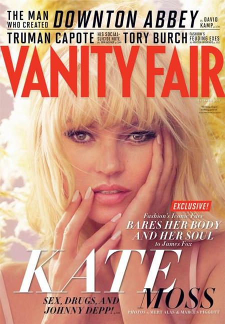 Vanity Fair, diciembre de 2012