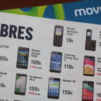 Ya se venden más móviles libres que de operador