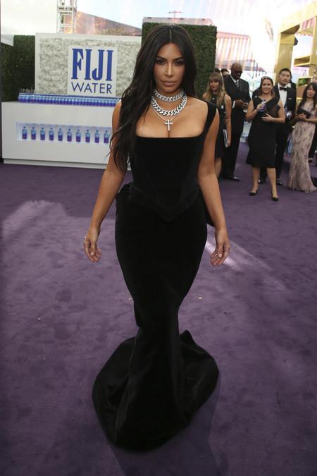 Kim Kardashian Vivienne Westwood Emmy 2019 02