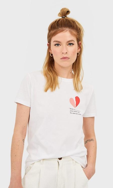 Camiseta Stradivarius Sv 04