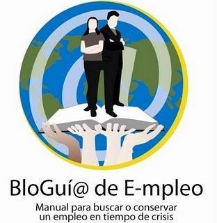 Bloguía de Empleo: Manual para buscar empleo en tiempos de crisis