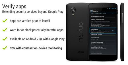 Android expande su seguridad mediante monitoreo continuo de aplicaciones