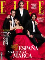 Nadal, Casillas y Gasol grandes protagonistas de Elle