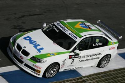 BMW Diesel para el WTCC