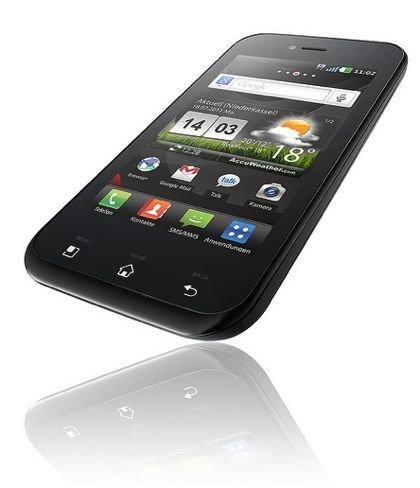 El LG Optimus Sol se lo lleva Vodafone