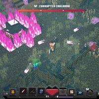 Minecraft: Dungeons: cómo derrotar al Caldero Corrupto