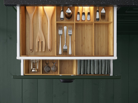 Separador cajones elegante Catálogo Ikea 2020 cocinas