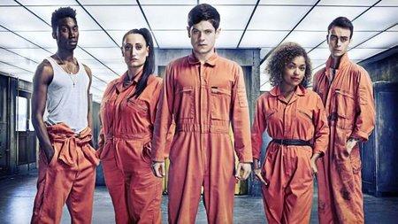 'Misfits' tendrá cuarta temporada