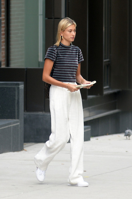 Hailey Baldwin Look De Domingo 2