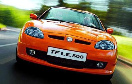 El MG TF vuelve a fabricarse en el Reino Unido