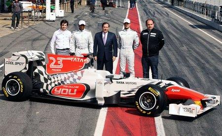 Resumen Fórmula 1 2011: HRT, segundo año y vuelta a empezar