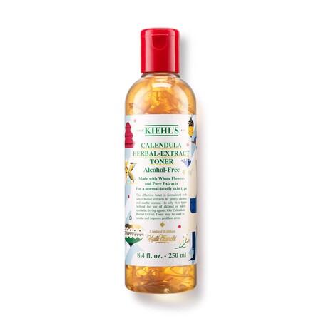 Kiehls Holiday 2020 Toner Calendula Herbal Extract Toner Alcohol Free 250ml Front