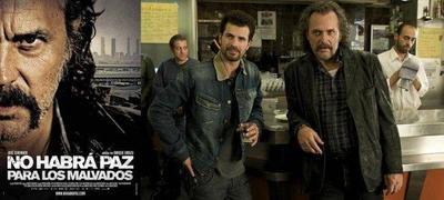 La mejor película española de 2011 según los lectores de Blogdecine es 'No habrá paz para los malvados'