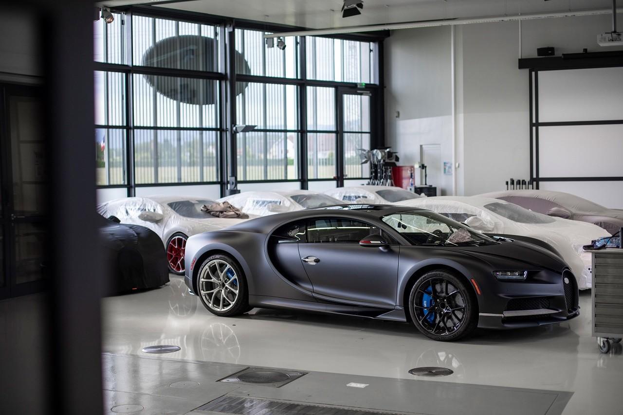 Foto de Bugatti Chiron número 200 (1/11)