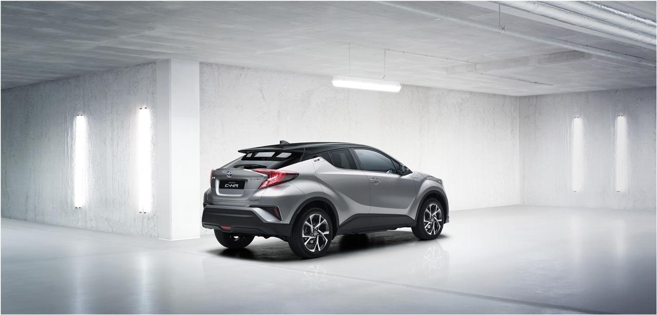 Foto de Toyota C-HR (8/9)