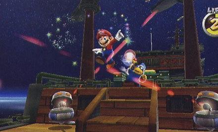 Nuevas imágenes de 'Super Mario Galaxy'