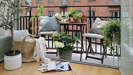 La semana decorativa: rincones con encanto, dentro de casa o en la terraza