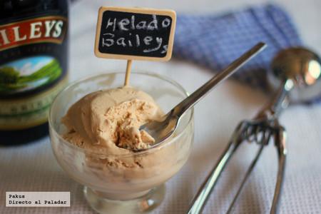 Helado de Baileys casero, la receta para sorprender