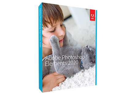 Adobe Photoshop Elements 2020 Box