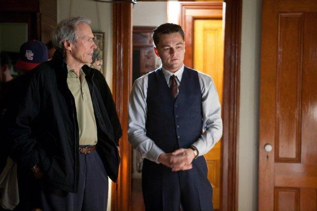 Clint Eastwood es el director de 'J. Edgar'