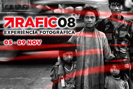 Trafic 08, experiencia fotográfica en Barcelona