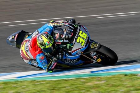 Joan Mir Jerez Moto2 2018