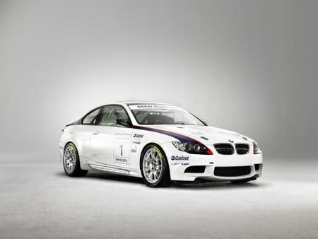 BMW M3 GT4 para las 24 horas de Nurburgring