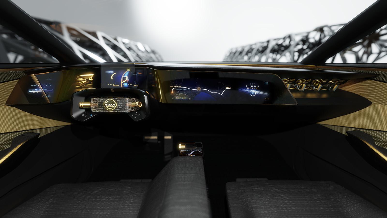 Foto de Nissan IMs EV Sports Sedan concept (19/31)