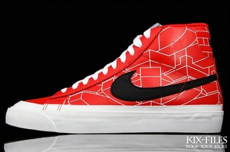 Zapatillas Nike Blazer Mid World Expo