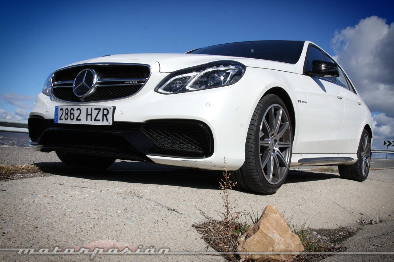 Foto de Mercedes-AMG E 63 4Matic (prueba) (16/42)