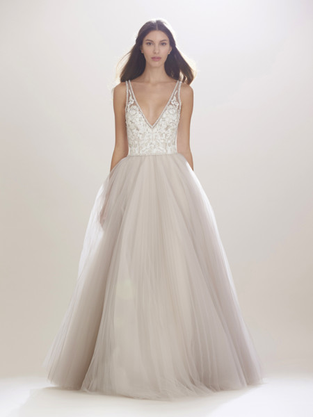 Carolina Herrera 2016 Fall Bridal