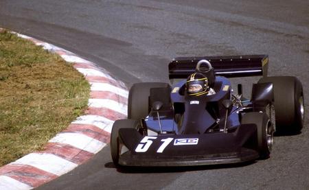 Masahiro Hasemi GP Japón 1976