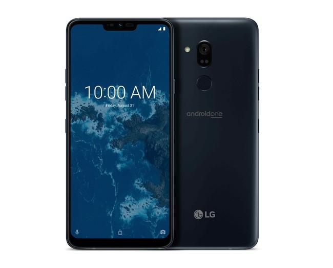 LG G7 One: el primer smartphone de LG con Android One es también el segundo flagship del programa