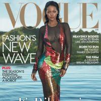 Vogue USA: Rihanna