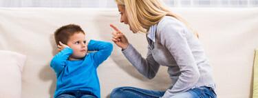 Enfadarse, gritar o pegar a los niños puede provocar que tengan cerebros más pequeños