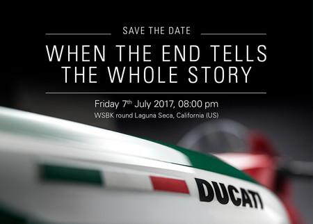 El 7 de julio tendrás un sueño húmedo: Ducati revelará una nueva Panigale... ¿Tricolore?