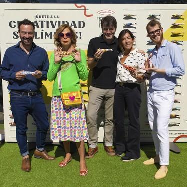 Súmate al sardinismo: Cinco genios del diseño español firman las nuevas sardinas de Bordallo Pinheiro