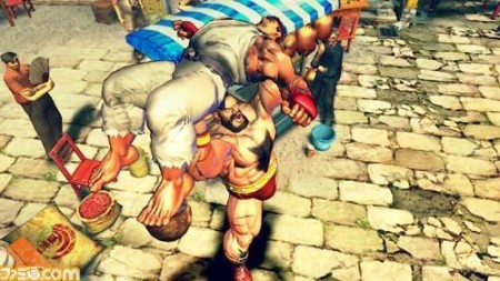 Zangief - Street Fighter IV