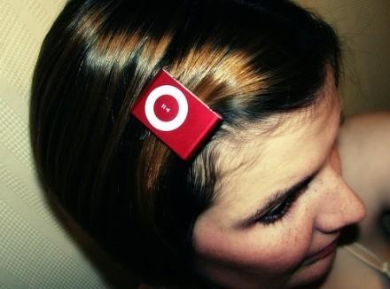 Imagen de la semana: iPod pinza
