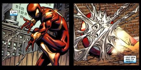 Spider-Man se hace cargo del escudo del Capitán América