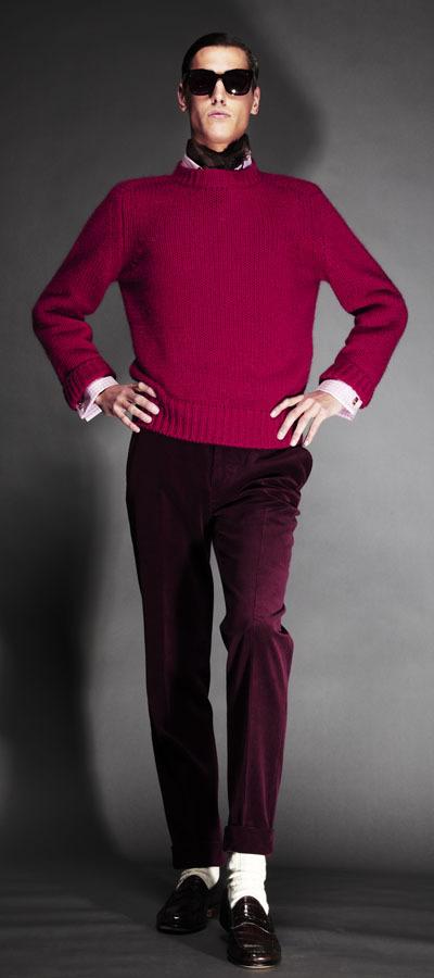 Foto de Tom Ford, colección masculina para el Otoño-Invierno 2011/2012 (15/44)