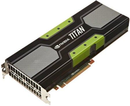 NVidia GeForce 'Titan' y el esperado núcleo GK110