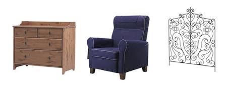 Tres artículos rebajados en Ikea.