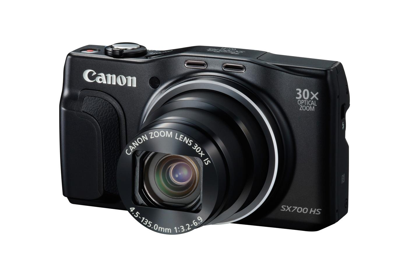 Foto de Canon PowerShot SX700 HS (7/8)