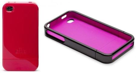 Carcasas Alkr para iPhone 4