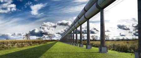 El primer tramo de pruebas del Hyperloop podría llegar pronto a Texas