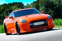 Königseder aliña a su gusto el Nissan GT-R