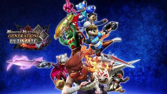Monster Hunter Generations Ultimate: todos los crossovers de Capcom y cómo conseguirlos
