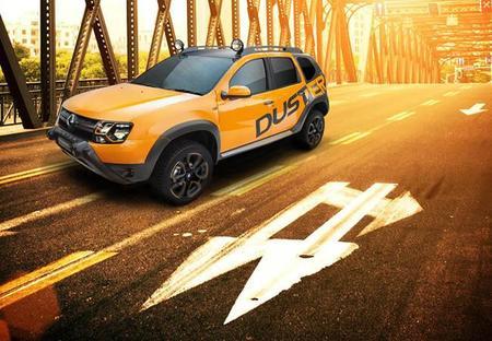 """Renault Duster Detour Concept: """"Yo soy el aventurero"""""""