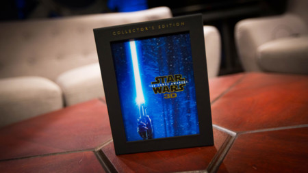 Disney relanza Star Wars The Force Awakens 3D Collector's Edition